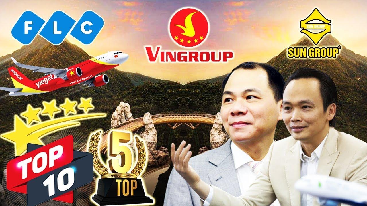 Vingroup, Sungroup, FLC, Vietjet,… Đã Tạo Thêm Giá Trị Gì Cho Du Lịch Việt Nam?