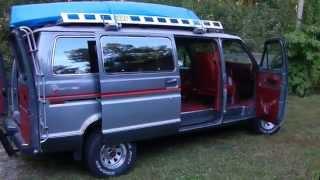 1988 ford club wagon adventure van