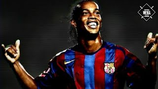 Ronaldinho Goodbye Football 1998-2018 • In The End - Linkin Park • Magic Skills & Goals Ever