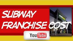 Dubai Cost Franchise Subway