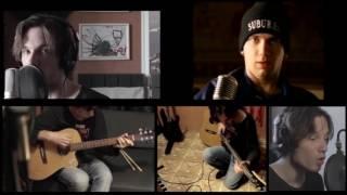 OXXXYMIRON (парень спел Oxxxymiron - Город под подошвой  в 19 музыкальных стилях)