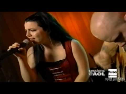 Evanescence - Bring Me To Life [Live @ AOL Sessions 2004 HD