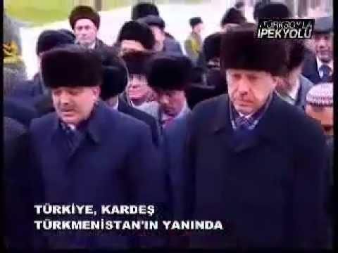 Türkmenistan Liderine Ağlıyor
