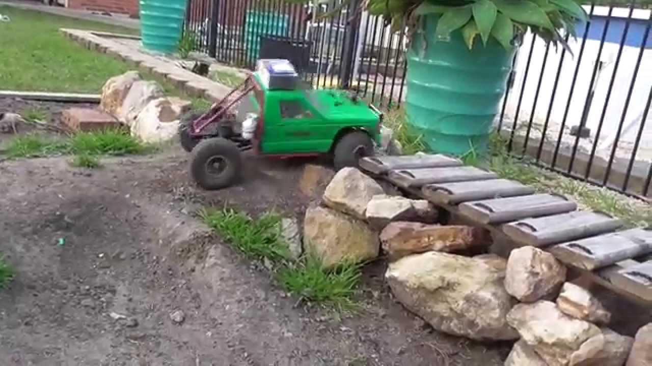 Rc Car Track: Homemade Rc Car Track