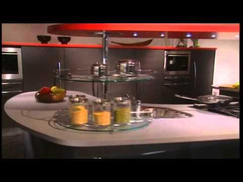 Cucina Snaidero Skyline di Lucci e Orlandini design - YouTube