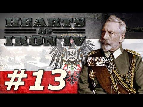 Hearts of Iron IV: Kaiserreich   German Empire - Part 13
