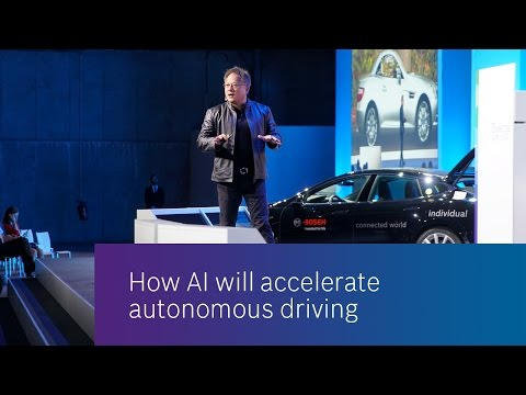 How AI will accelerate autonomous driving