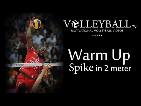 Warm Up | Spike  in 2 meter