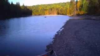 Pourvoirie Falls Gully, rivière Bonaventure (part 1)