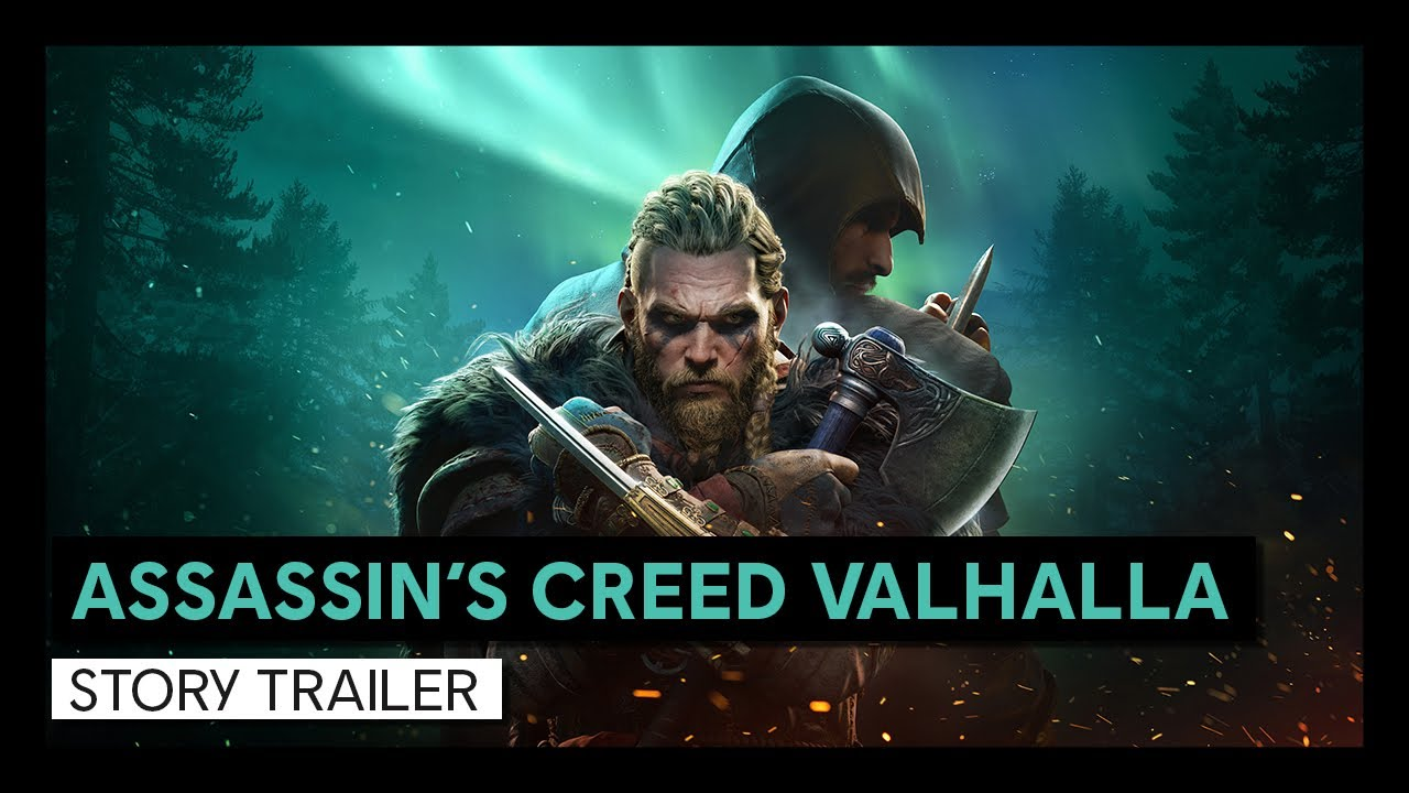 Assassin's Creed Valhalla: Story Trailer