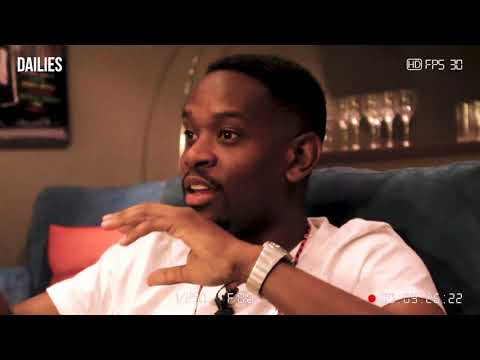 Aml Ameen On Leaving The UK, Working With Idris & More! DAILIES