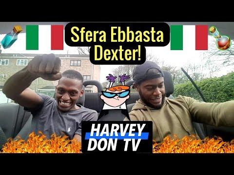 Sfera Ebbasta - Dexter (Prod. Charlie Charles, Sick Luke) Reazione