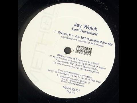 Jay Welsh - Four Horsemen (Original Vox Mix)