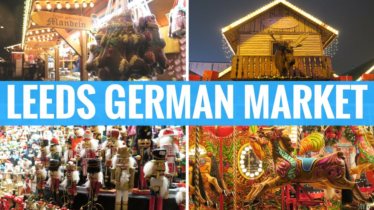 german christmas market leeds