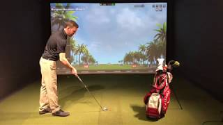 How to hit a fade shot with Burgess Houston