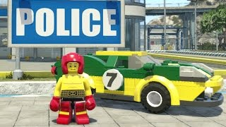 LEGO City Undercover - Cherry Tree Hills 100% Guide (All Collectibles - Open World Area)