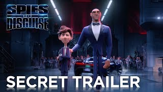 Spies In Disguise | New Trailer | 20th Century Fox UK
