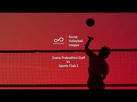 Social VolleyBall League 2017