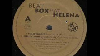 Beat Box feat. Helena - feel it allright (underground club mix)