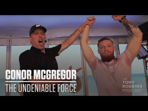Conor McGregor\'s Road to Greatness! Tony Interviews Conor to Find Out What Makes Greatness Possible.