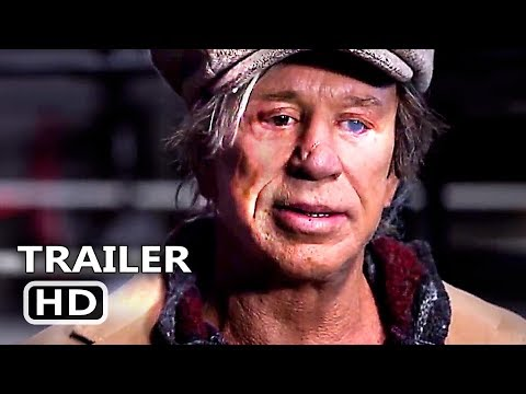 TIGER Official Trailer (2018) Mickey Rourke, Drama Movie HD