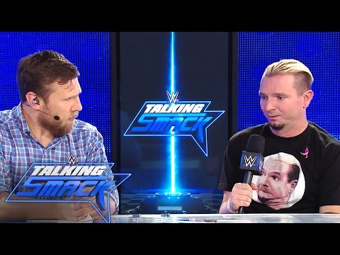 Is Ellsworth in jeopardy after costing Ambrose a title opportunity?: Talking Smack, Oct. 25, 2016