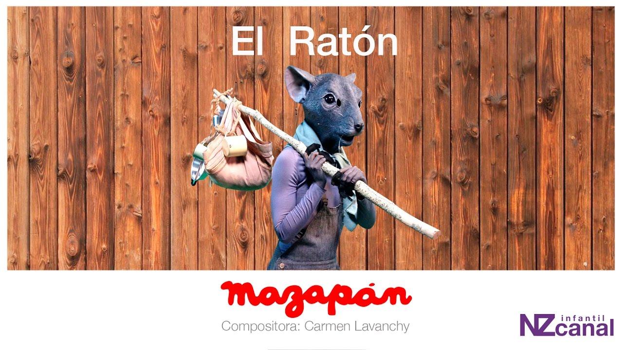 El ratón - Mazapan