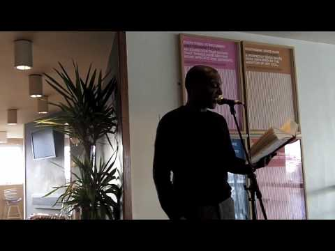 Southbank Centre Members Poetry Event with Lemn Sissay