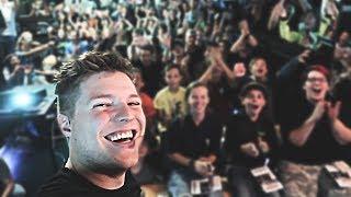 Das KRANKESTE Publikum EVER - NÜRNBERG (Squad Tour 2018 Tag 3 & 4)