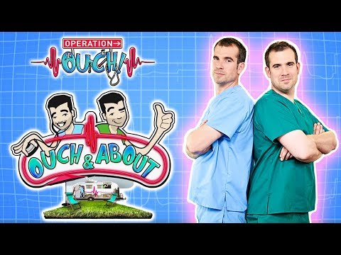 Operation Ouch - Ouch & About | Biology for Kids