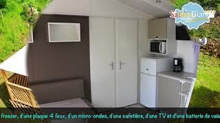 Cottage PENFRET - 1 à 5 personnes - camping les sables blancs