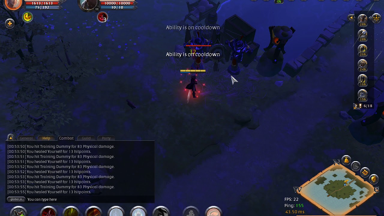 Albion Online Best 1v1 Weapon