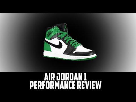 d8c48762c01d Air Jordan Project - Air Jordan I (1) Retro High Performance Review ...