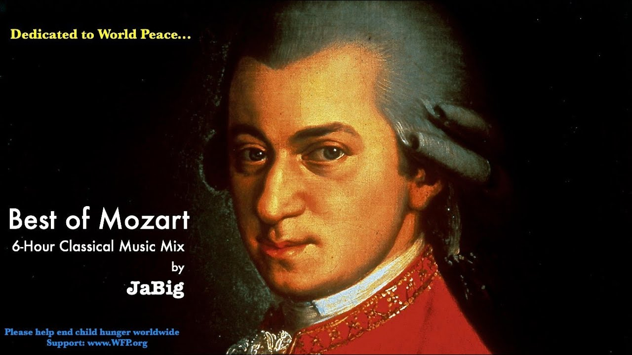 6-Hour Mozart Piano Classical Music Studying Playlist Mix ...