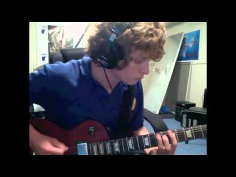 Original Guitar Riff of the Day #6- Lesson 1 Song