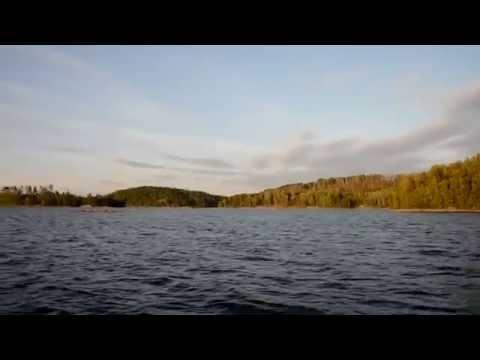 Ладожское озеро. Красоты северных шхер. Ladoga lake. Laatokka