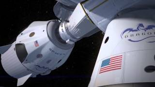 SpaceX Dragon V2 - Earth Orbit and Beyond | Space Science Video