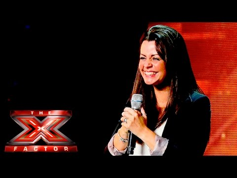 Sherilyn Hamilton-Shaw leaves Cheryl in tears | Auditions We