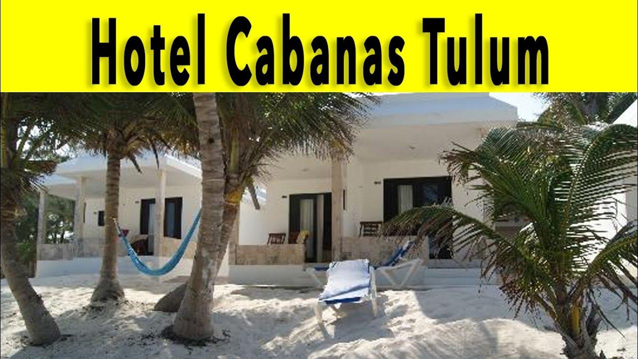 Hotel Cabanas Tulum You
