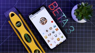 iOS 12 Beta 3! New Features, Performance Boost & More!