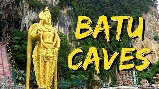 Batu Caves tour and Indian food in Malaysia