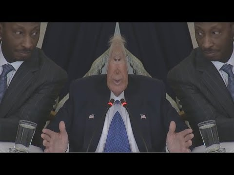 YTP - Trump rediscovers the lost Empire of UNITINU