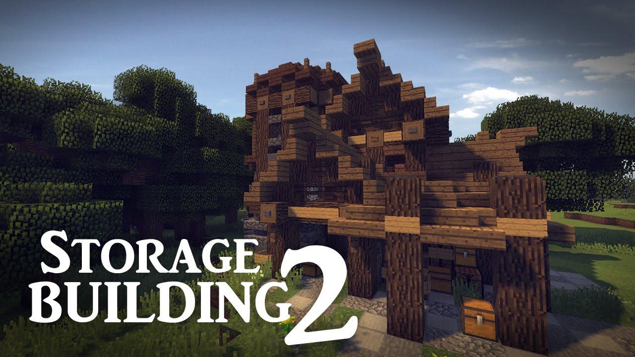 Minecraft Storage Room Designs Download