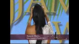 Miss Jamaica World 2015 Coronation| CEEN Caribbean Beats