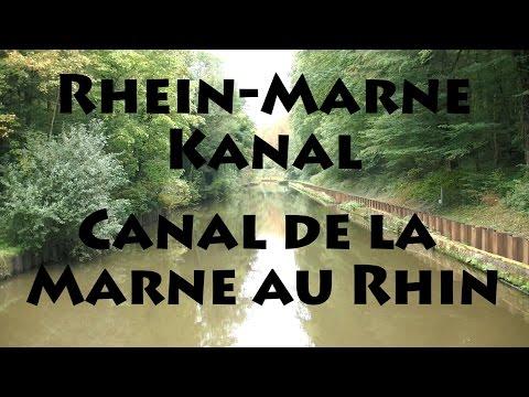 Rhein-Marne-Kanal - Canal de la Marne au Rhin
