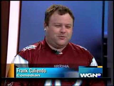 Frank Caliendo Awesome Celebrity Impersonations!