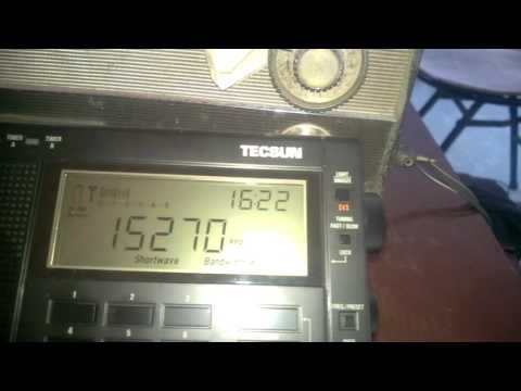 Radio Taiwan International 15270 KHz