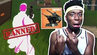 ME - FORTNITE HACKER FOUND 'SECRET' BEST GUN IN Fortnite: Battle Royale! IL FAUT QU'ON NOUS ARRÊTE ?
