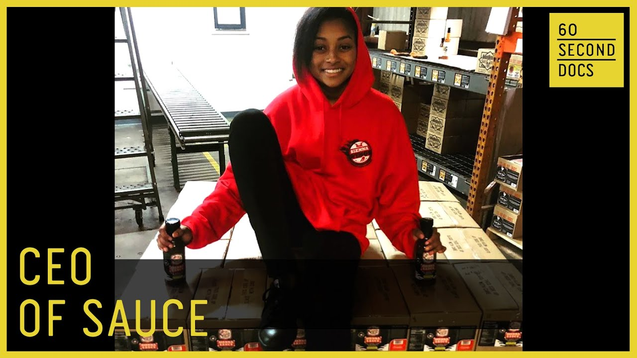 17-Year-Old CEO of Sauce, Tyla-Simone Crayton