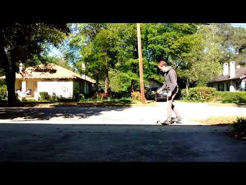 some sloppy skateboardin yall